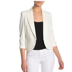 Cato Women's jacket Large white.